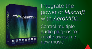 Integrate with Mixcraft
